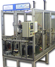 high speed leak test machine
